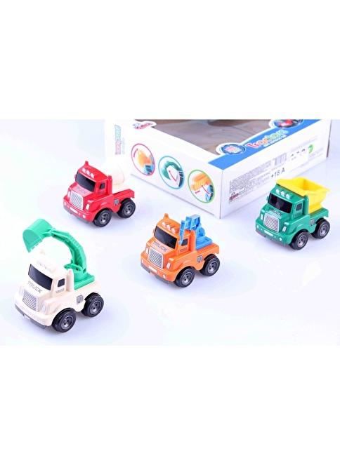 Learning Toys Arabalar & Araçlar Renkli
